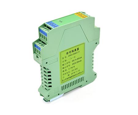 DRG-006A电流输入输入配电隔离器(一进一出  一进二出等)