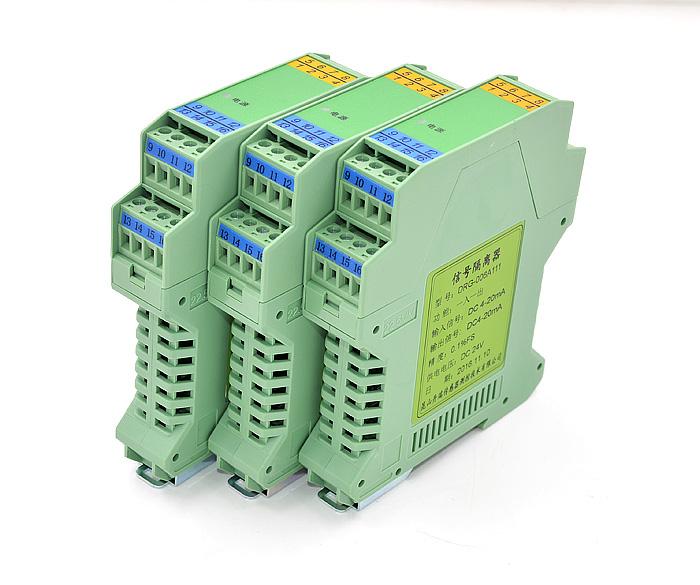 DRG-D01电位计信号隔离器(一进一出,一进二出)