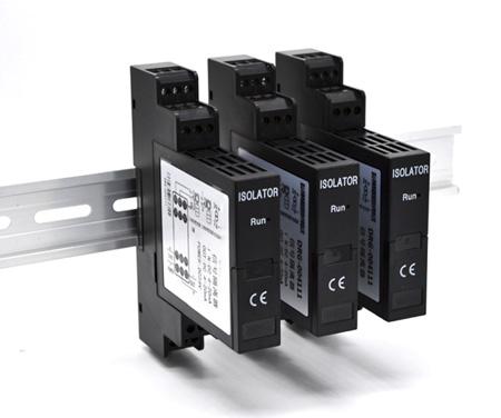 DRG-003系列电压输入隔离器(有源型)(一进一出,一进二出)