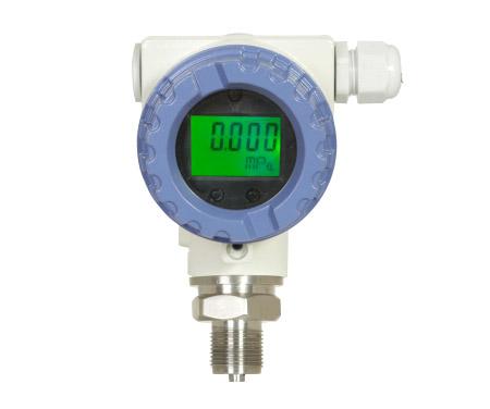 TS1501A-C智能数显压力变送器(晶体管报警型)